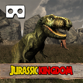 VR Jurassic Kingdom Tour: World Of Dinosaurs Android APK Download Free By Romale Game Studio