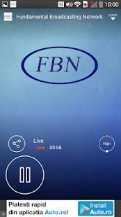 FBN Radio - náhled