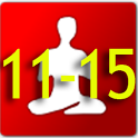 Learn to Meditate 11-15 icon