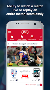 Watch AFL- screenshot thumbnail