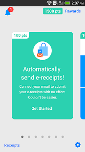 ReceiptPal- screenshot thumbnail