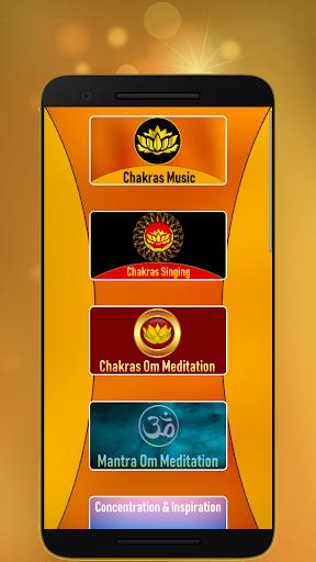 CHAKRA CLEANSING : GUIDED MEDITATION AND PRANAYAMA Apk 1