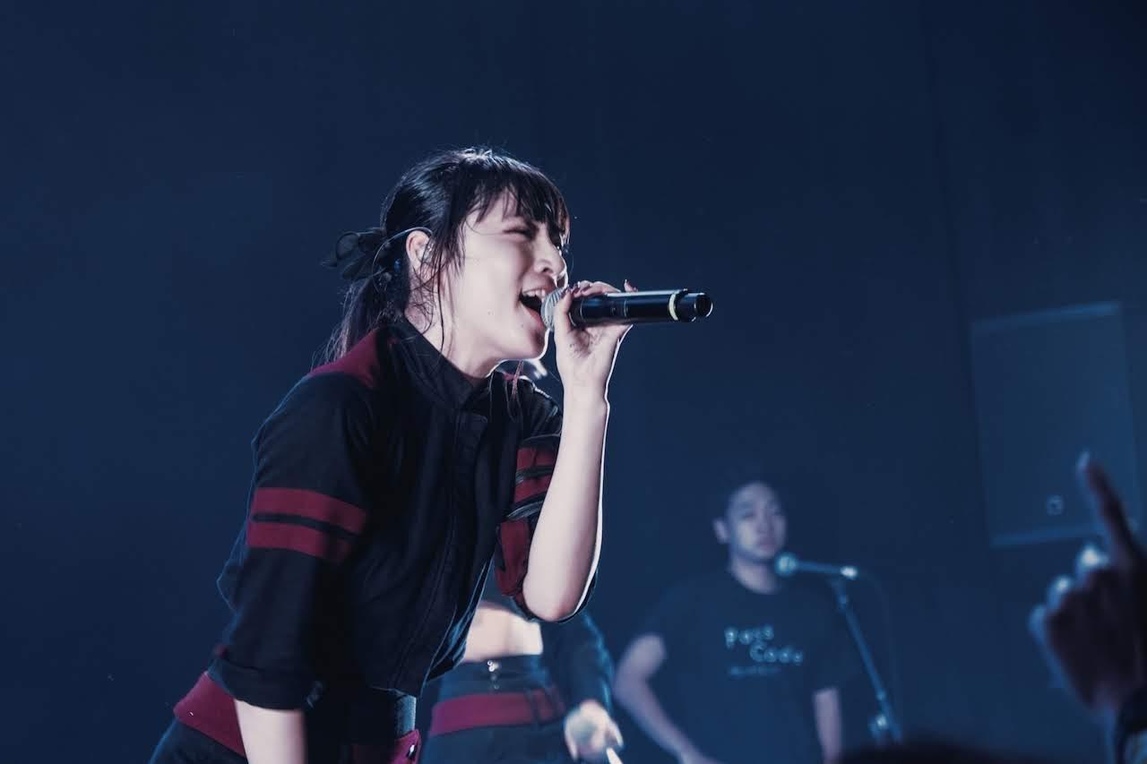 【迷迷現場】重音女團 PassCode 台北開唱 轟炸CLAPPER STUDIO