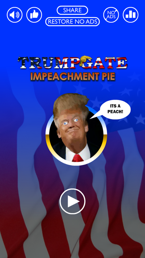 Trumpgate - Impeachment Pie- screenshot