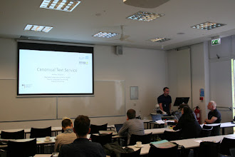 """Photo: Jochen Tiepmar, """"Release of the MySQL-based implementation of the CTS protocol"""""""