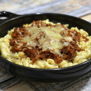 Pulled Pork Macaroni and Cheese Recipe