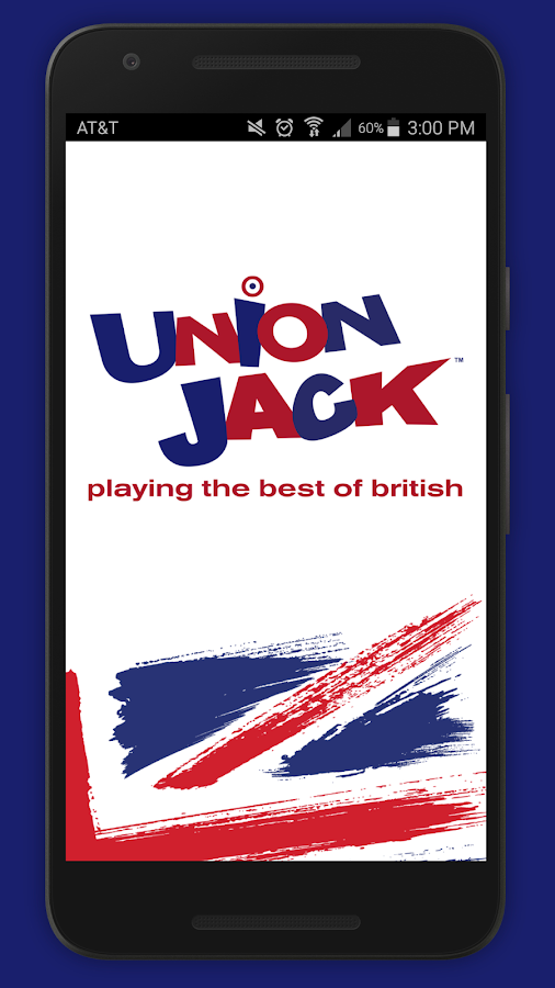 Union JACK Radio- screenshot