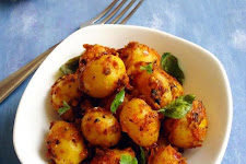 Baby Potato Dry Curry