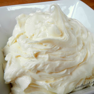 Cream Cheese Frosting.