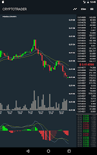 CryptoTrader – Real-time Chart- screenshot thumbnail