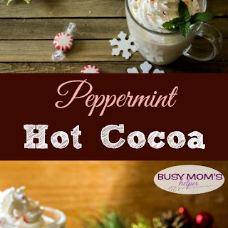 Peppermint White Chocolate Hot Cocoa Recipe