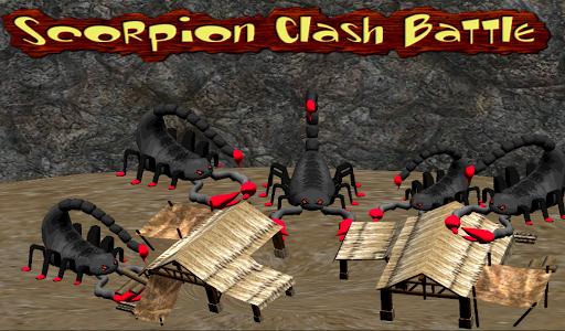 蝎子衝突戰 Scorpion
