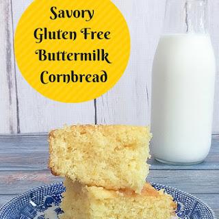Gluten Free Buttermilk Cornbread