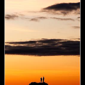 Solitude by Mark Denham - Landscapes Travel