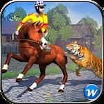 Wild Horse Crazy Run Icon