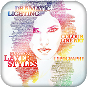 Typo Effect Photo Editor