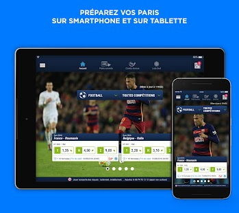 ParionsSport® Point de vente (officiel) Capture d'écran