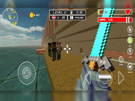 Diverse Block Survival Game C16.6s screenshot 641200