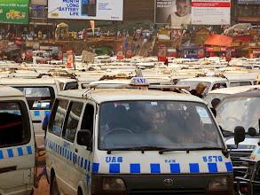 Photo: Kampala - Old Taxi Park