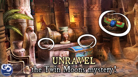 Twin Moons®: Object Finding Game- screenshot thumbnail