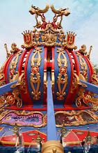 Photo: Dumbo's Carousel Centerpiece