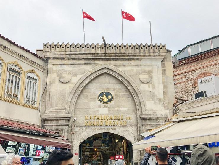 知る人ぞ知る、グランドバザール近くのお菓子の名店 / トルコ・イスタンブールの「ダイダイ・パスタネスィ(DayDay Pastanesi)」