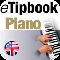 eTipbook Piano icon