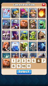 Counter Deck Calculator for CR screenshot 4