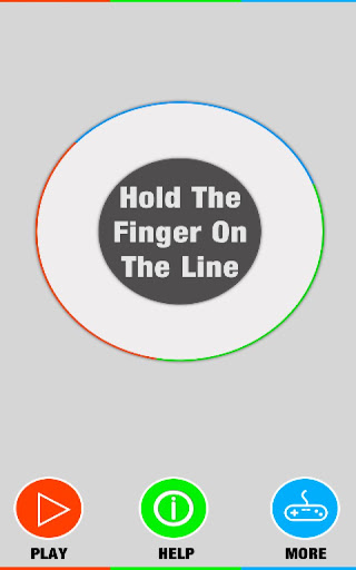 Hold The Finger On Line Free