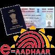 e-Aadhaar,Passport, PAN Card apk
