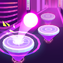 Hop Ball 3D: Dancing Ball on Music Tiles Road icon