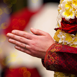 Namaste by Irshad Rahimbux - Wedding Groom