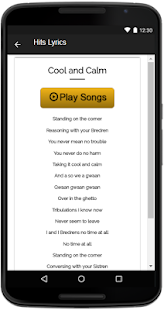 Israel Vibration Songs Lyrics - náhled