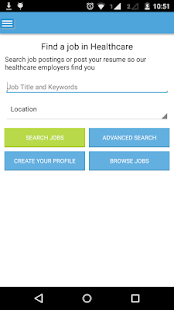 Healthcare and Medical Jobs- screenshot thumbnail