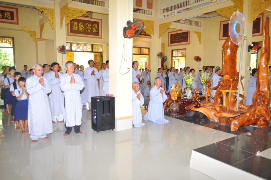 Hình ảnh: Lễ Báo Ân tại GĐPT Từ Hiệp (Năm 2016 – PL.2560)