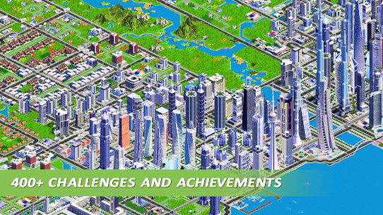 Designer City: building game MOD APK (Unlimited Gold) 4