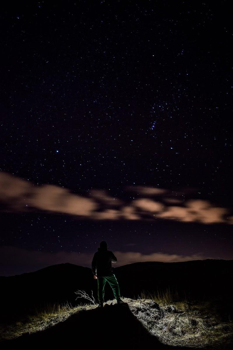 Il cielo si vede solo di notte di simofenu
