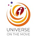 Universe on the move icon