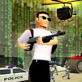 Agent Matrix Adventure Game