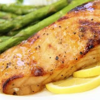 Irish Salmon Recipes.