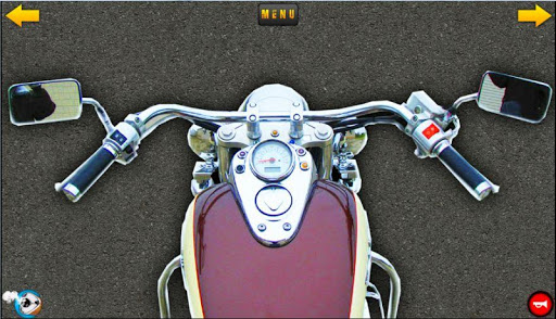 مقود الدراجات النارية