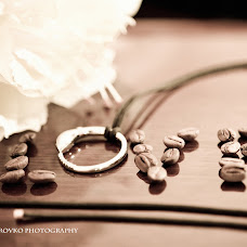 Wedding photographer Oksana Borovko (Sana). Photo of 25.10.2014
