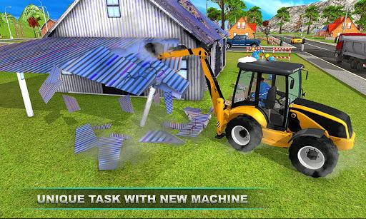 Excavator Sim 2018 1 screenshots 2