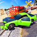 CAR Vs TRAIN - Racing Games APK