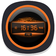 Chip Orange Theme - Art Fine Always On Display APK