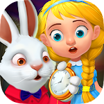 Alice Adventure in Wonderland Icon