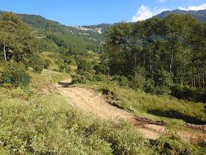 Photo: Entre Bhamti Bhandar et Deorali