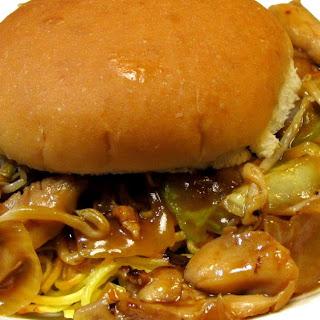 Hamburger Chow Mein Recipes
