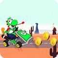 Download Dino Turtle Runner Kart APK
