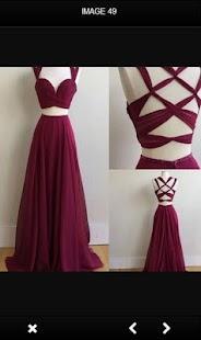 Long Dress Design 2018 - náhled